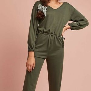 Saturday Sunday Anthropologie Olive Green Peregrin
